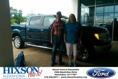 This has been a wonderful experience! Our salesman,Michael Robertson was very helpful and accommodating. He worked very hard to get us our New F150 and we will continue to buy here.  Shelby & Jeanette Atkinson Friday, August 01, 2014