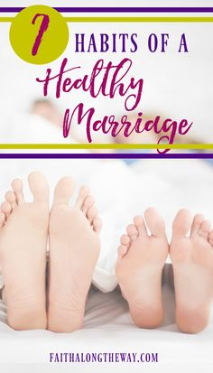 Keep your marriage healthy and thriving with these simple habits. These are practical ways you can make your spouse and marriage a priority even when life is busy.