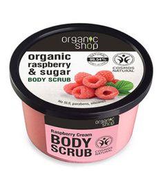 Tropical Fruits Strawberry & Papaya Body Sugar Scrub Duo Pack