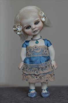 Ball Jointed Doll BJD Porcelain Art Doll Natasha Yaskova