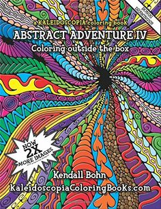 Abstract Adventure IV A Kaleidoscopia Coloring Book Col Amazonde Dp 1500825581 Refcm Sw R Pi 5a2txbKHW60A8