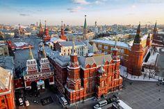 Константин Космодемьянский - Красная площадь, Кремль, Государственный исторический музей