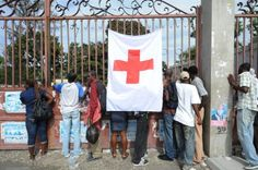 Report: Red Cross Built Total of Six Houses in Haiti Despite Raising $488 Million Post-Earthquake 1.3k 310 96 By Ben Mathis-Lilley 107592939 Outside a Red Cross cholera field hospital in Carrefour, Haiti, in 2010.  Thony Belizaire/AFP/Getty  The muckraking journalism site ProPublica has printed a number of highly critical pieces about the Red Cross in the last year, covering subjects including the august charity institution's low morale and seemingly ineffective response to Hurricane Sandy…