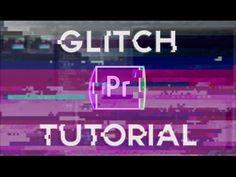 Quick Glitch / Distortion Tutorial (Adobe Premiere Pro CC 2016) - YouTube