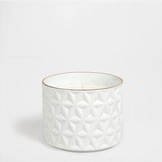 Candela contenitore filo dorato - Candele - Decorazione | Zara Home Italia