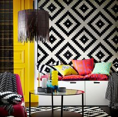 Inspiration from the New IKEA 2013 Catalogue