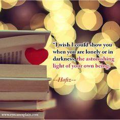 Hafiz Poetry Quotes
