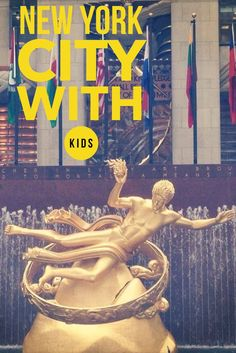 Fun things to do in New York City with kids