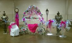 quinceanera entrance decor | Pin Quinceanera Cinderella Themes Cake on Pinterest