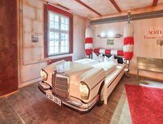 Car Wash Themed Room
