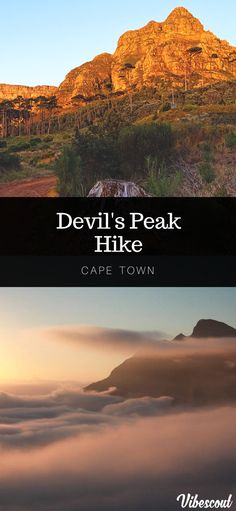 17 Best Hiking Trails in Cape Town Hiking Spots, Hiking Trails, Visit South Africa, Forest Waterfall, Table Mountain, Africa Travel, Rhodes, Cape Town, Paths