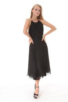 VERSACE JEANS COUTURE-Womens Dress Black Sz 42 ,44 Versace,http://www.amazon.com/dp/B00AFXR910/ref=cm_sw_r_pi_dp_zMn2rb0QQKTJFJ41