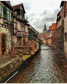 Weissenburg Alsace, France
