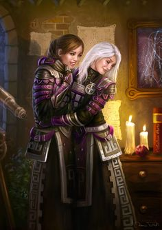 TESO: Riven and Dawn by Jorsch