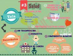 Beneficios de los pañales de tela y motivos para usarlos: 3) Por salud. Podéis ver el artículo completo en nuestro blog http://ecomimos.com/blog/por-que-usar-panales-de-tela/