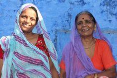 #TraceTaRoute #concours #photo #voyage. - Mère et fille à Jodhpur