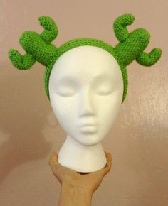 Cactus Headband based on accessory featured in Star Vs the Forces of Evil for sale in my etsy shop: https://www.etsy.com/listing/292594135/cactus-headband?ref=shop_home_active_3