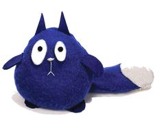Instructions for making a Cat plush beanie from Peg+Cat. Adorable!!