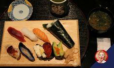 Sushis, Tokyo JAPON
