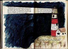 Lighthouse by Molly Rhoda