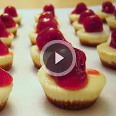 Mini Cheesecakes - Allrecipes.com