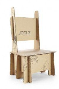 stoeltje uit joolz kinderwagenverpakking