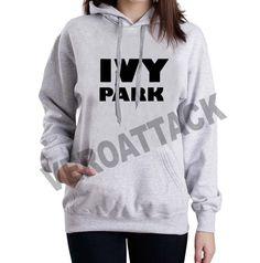 ivy park logo grey color Hoodie