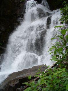 Maude Frickert Falls, BC