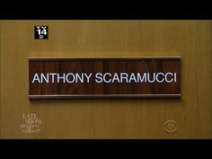 Another Day, Another White House Nameplate