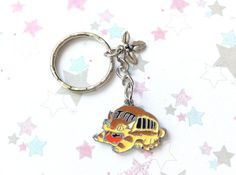 46 best anime keychains images key pendant, key rings, porte clefstudio ghibli cat bus metal charm, my neighbor totoro charm, anime keychain, metal leaf charm, cat bus keychain, anime bag charm, cute charm