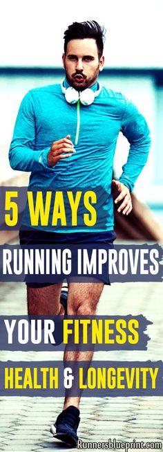 Runners are some of the healthiest people on the planet. In today's post, dear reader, I will delve a little deeper into some physiological benefits of running. #runners #motivation #benefits http://www.runnersblueprint.com/ways-running-improves-your-fitness-health-longevity/