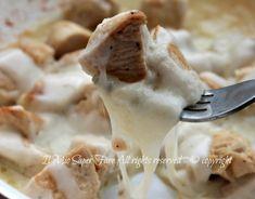 Bocconcini Pollo filante in padella ricetta il mio saper fare