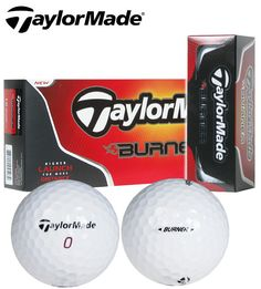 See more detail about TaylorMade Burner Balls. Distance, Grown Up Christmas List, 3 Balls, Taylormade, Golf Ball, Product Launch, Packaging, Detail, Bespoke