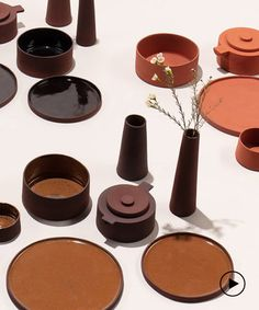RCA designers transform toxic industrial waste into ceramic tableware From Wasteland to Living Room are red mud residue ceramics Terracotta, Overbeck And Friends, Material World, Ceramic Tableware, Kitchenware, Royal College Of Art, Raw Materials, Design Crafts, Industrial Design