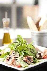 Salada de figos - henrique fogaça - prazeres da mesa