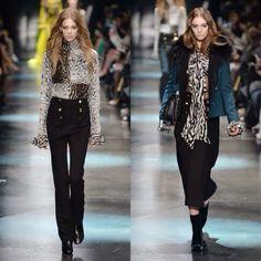 TrendsTo Try: Roberto Cavalli AW 2015 #trends #fashion #nyfw2015 #AW2015