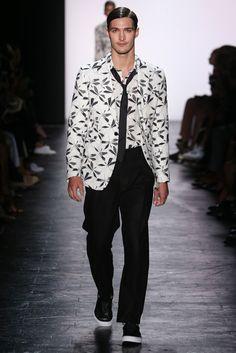 Carmen Marc Valvo Primavera Verano 2016 | Spring Summer #Menswear #Trends #Tendencias #Moda Hombre - MFT