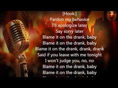 Jeremih - Drank(lyrics)