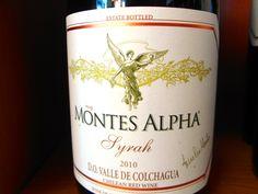 So skvelou správou prichádza aj na Slovensku populárne čílske vinárstvo MONTES. Montes Alpha Syrah ročníka 2012 získal v hodnotení časopisu Wine Spectator 92 bodov. #montes #obchodsvinom #wine #vinamontes #winespectator #syrah  Produkty vinárstva MONTES nakúpite aj v našej predajni alebo na e-shope http://www.obchodsvinom.sk/obchod/montes | Vinotéka IN MEDIO Bratislava , Hradská 78/B , 821 07 Bratislava 214, tel: 02 4552 3547 info@obchodsvinom.sk