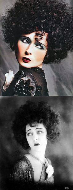Isabella Rosselini as Alla Nazimova