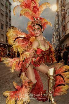 Carnaval-de-Aguilas-2012-5 Murcia, Spain
