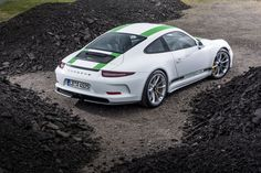 Porsche 911 R review - in pictures