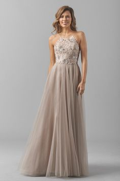 3e6eb4cd1978 Bridesmaid - Watters Bridesmaids - Page 1 - StarDust Celebrations. Tulle Bridesmaid  DressBridal Wedding DressesWedding BridesmaidsProm ...
