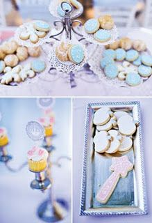 Cinderella-Inspired Royal Birthday Celebration // Hostess with the Mostess® Cinderella Party Food, Cinderella Theme, Cinderella Birthday, Disney Princess Party, Princess Birthday, Cinderella Decorations, Princess Bridal, Baby Birthday, Party Treats