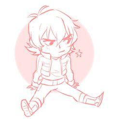 Grumpy Keith / Voltron