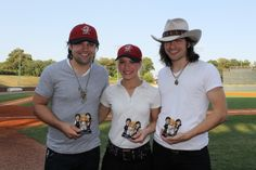 The Band Perry Partners With Greeneville Astros To Raise Money For United Way http://www.countrymusicrocks.net/2012/07/the-band-perry-partners-with-greeneville-astros-to-raise-money-for-united-way.html#