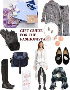 Shop my Gift Guide for the Fashionista!