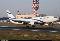 El Al - Boeing 767-27E(ER) 4X-EAF 24854 Mumbai Chhatrapati Shivaji Int'l - VABB