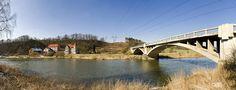 Dolany bridge and mill