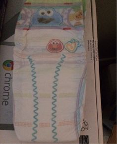 Pampers cruiser size 7